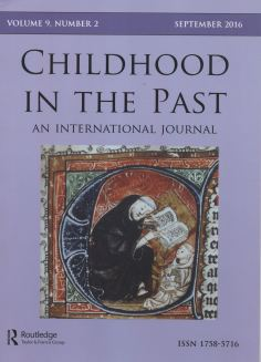 childhood-in-the-past-book-cover
